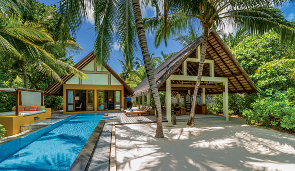 Four Seasons Resort Maldives at Landaa Giraavaru: Beach Villa with Pool