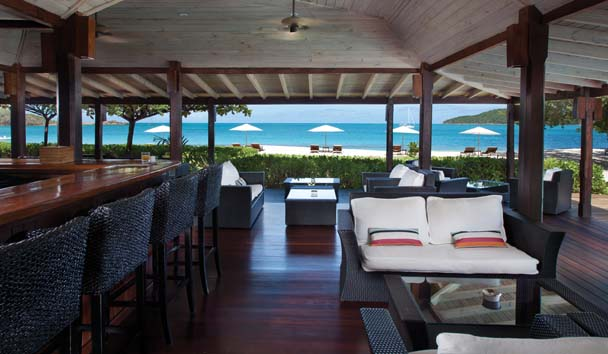 Hermitage Bay: Lounge and Bar