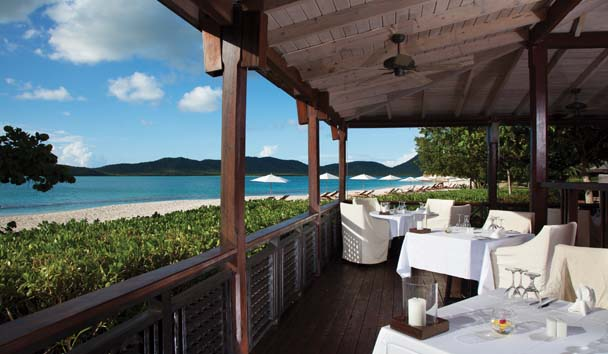 Hermitage Bay: The Restaurant