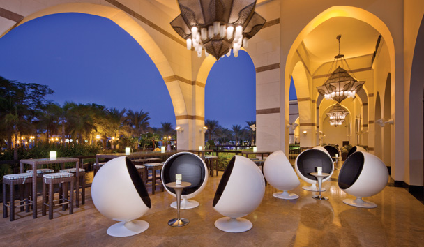 Jumeirah Zabeel Saray: Voda Bar Terrace