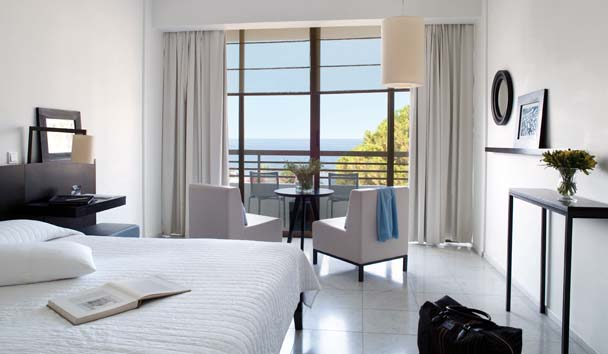 Almyra: Sea View Room