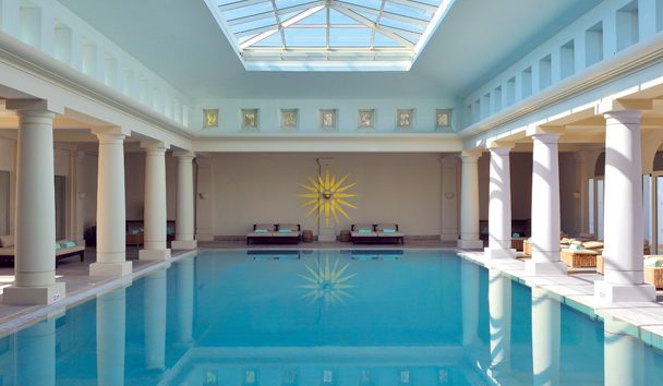 Anassa: Thalassa Spa Indoor Pool