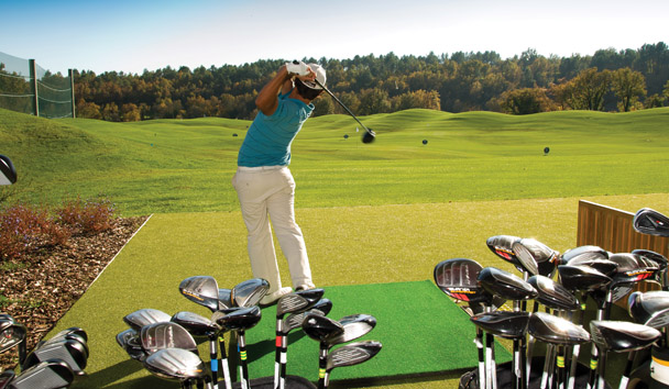 Terre Blanche Hotel Spa Golf Resort: One of Two 18-Hole Golf Courses