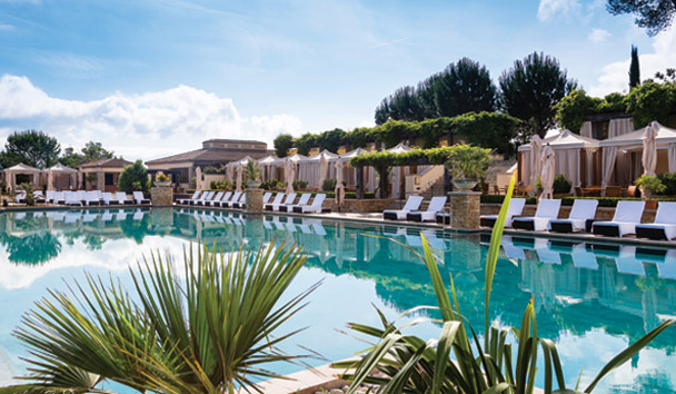 Terre Blanche Hotel Spa Golf Resort: Outdoor Pool