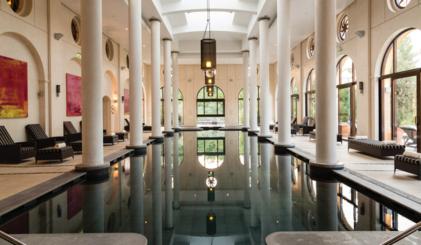 Terre Blanche Hotel Spa Golf Resort, Indoor Pool