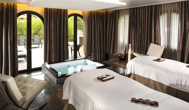 Terre Blanche Hotel Spa Golf Resort: Couples' Spa Treatment Suite