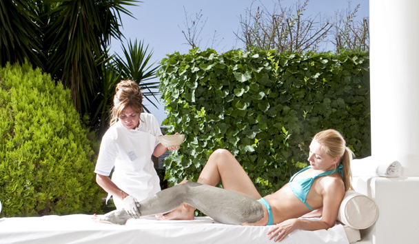 Capri Palace Hotel & Spa, Leg School Treatment