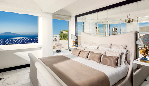 Capri Palace Hotel & Spa: Penthouse Acropolis Suite with Private Pool & Terrace