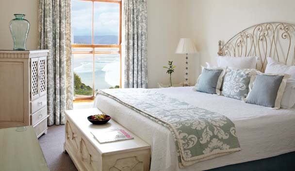 The Plettenberg: Luxury Double Room with Sea View