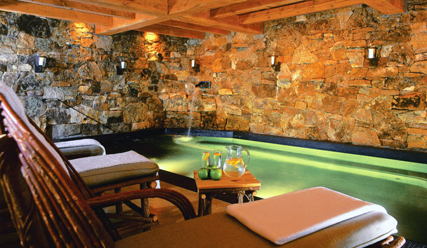 The Ritz-Carlton, Bachelor Gulch: Bachelor Gulch Spa