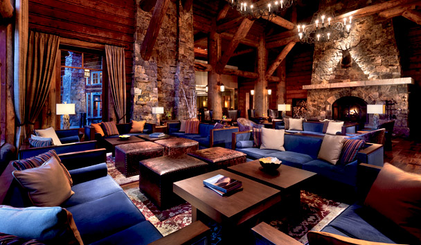 The Ritz-Carlton, Bachelor Gulch: The Great Room