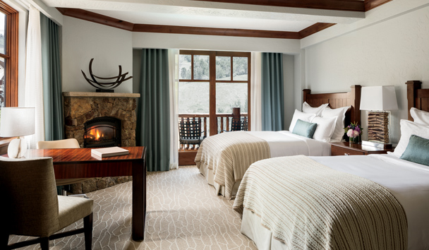 The Ritz-Carlton, Bachelor Gulch: Deluxe Room