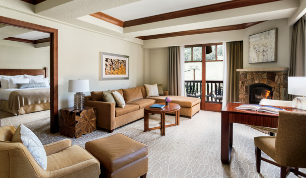 The Ritz-Carlton, Bachelor Gulch: Executive Suite