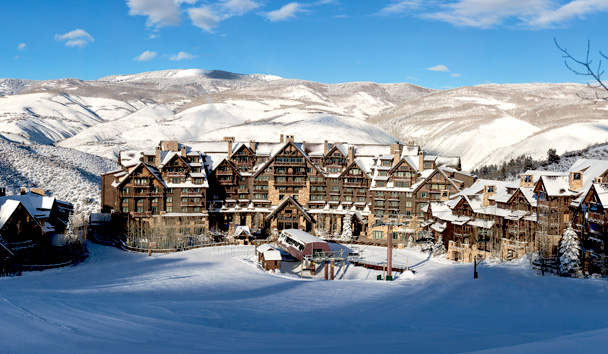 The Ritz-Carlton, Bachelor Gulch: Exterior