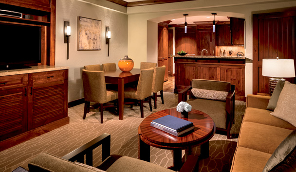 The Ritz-Carlton, Bachelor Gulch: Residential Suite