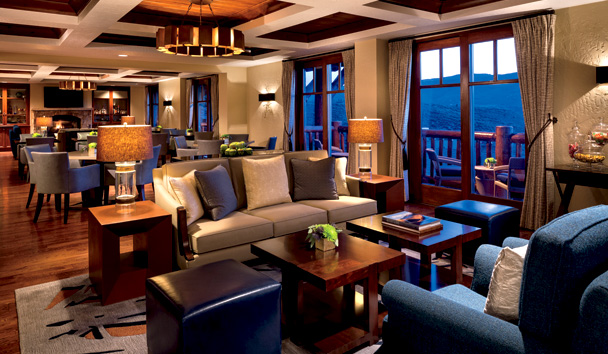The Ritz-Carlton, Bachelor Gulch: The Club Lounge