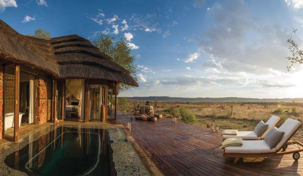 Madikwe Hills Private Game Lodge: Suite