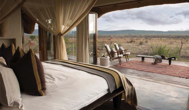 Madikwe Hills Private Game Lodge: Safari Suite
