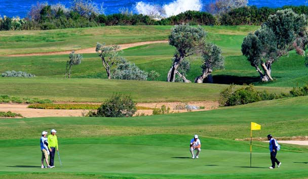 Masseria San Domenico: Golf Course