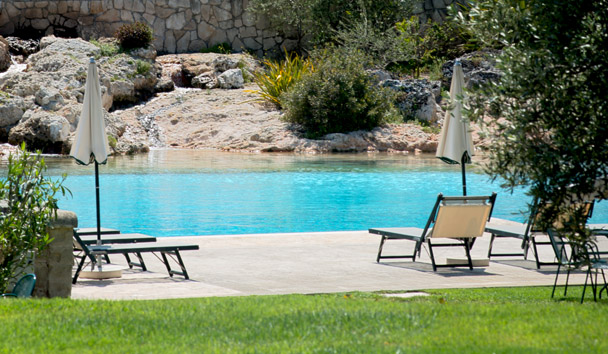 Masseria San Domenico: Swimming Pool