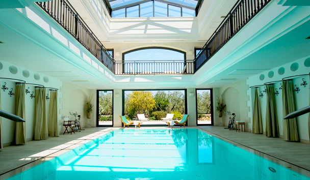 Masseria San Domenico: Spa Thalasso Pool