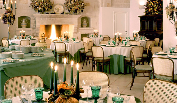 Masseria San Domenico: San Domenico Restaurant