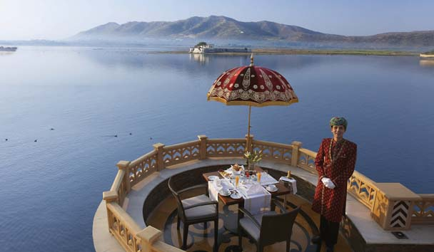 The Leela Palace Udaipur: Destination Dining