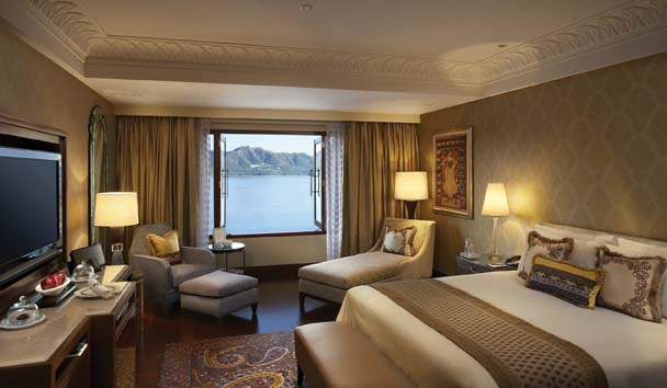 The Leela Palace Udaipur: Luxury Suite