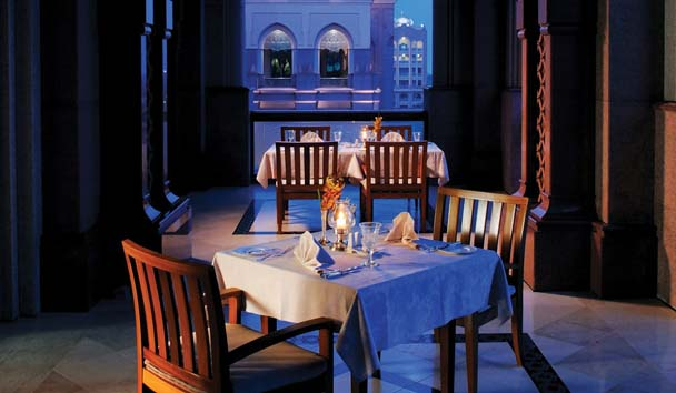 Emirates Palace: Dining