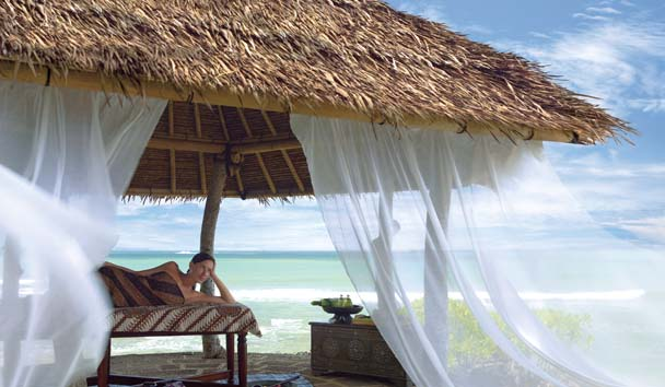 Four Seasons Resort Bali at Jimbaran Bay: Cabana