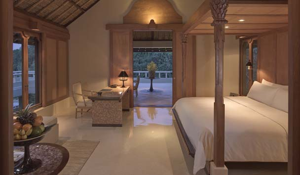 Amankila: Garden Suite Double Room