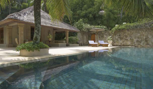 Amankila: Suite with Private Pool
