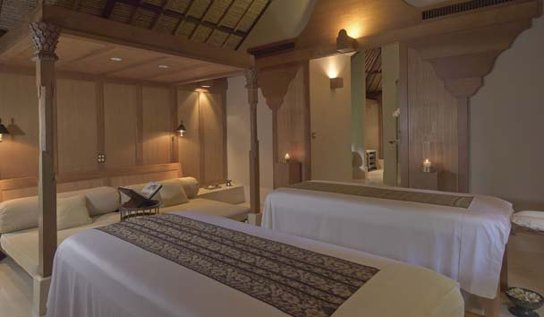Amankila: Couples Spa Suite