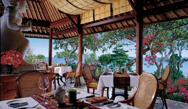 Four Seasons Resort Bali at Jimbaran Bay: Taman Wantilan