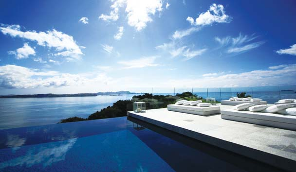 Eagles Nest: Rahimoana Private Infinity Pool