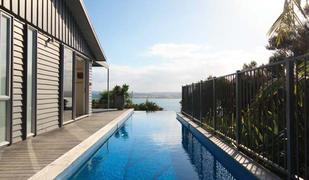 Eagles Nest: The Eyrie Villa Private Pool