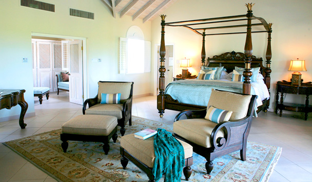 Aliseo: Four Poster Double Room