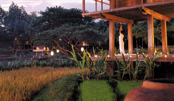 Four Seasons Resort Chiang Mai: Yoga Barn