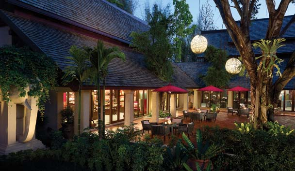 Four Seasons Resort Chiang Mai: Lan Sai Village