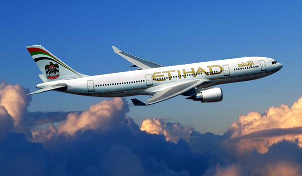 Etihad's Flying Nanny Service Takes to the Skies