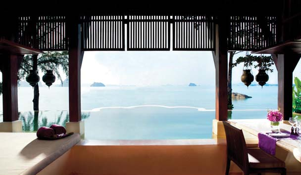 Phulay Bay, A Ritz-Carlton Reserve: Royal Villa Terrace and Private Pool