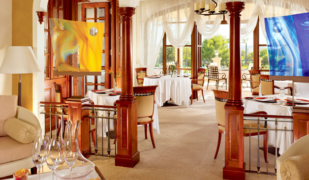 The St. Regis Mardavall Mallorca Resort: Es Fum Restaurant