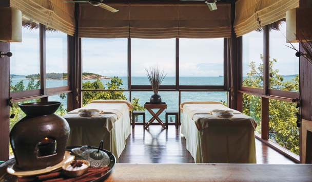 Six Senses Samui: Six Senses Spa