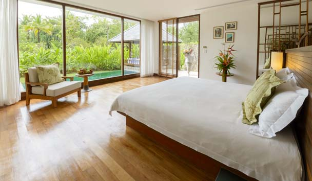 The Sarojin: Pool Residence Double Room