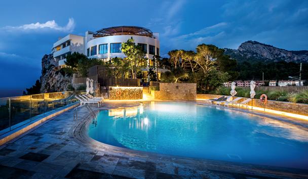 Jumeirah port soller hotel spa spain elegant resorts - Jumeirah port soller hotel spa ...