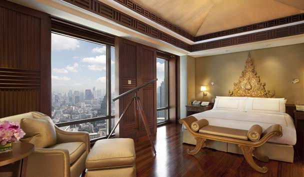 The Peninsula Bangkok: The Thai Suite