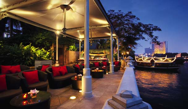 The Peninsula Bangkok: The River Bar