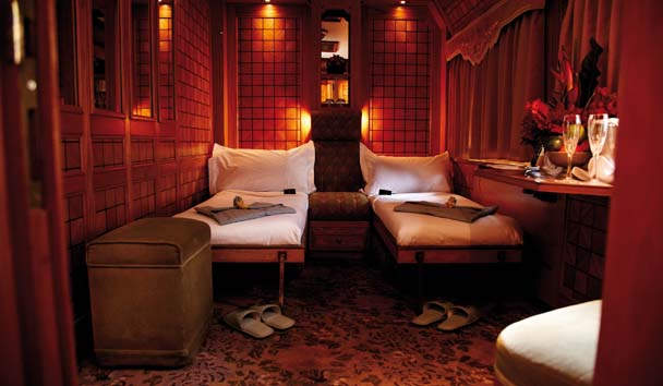Eastern and Oriental Express: Presidential Suite