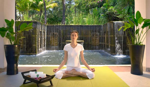 Banyan Tree Spa Sanctuary: Yoga