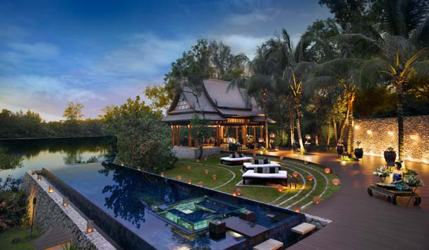 DoublePool Villas by Banyan Tree: Exterior